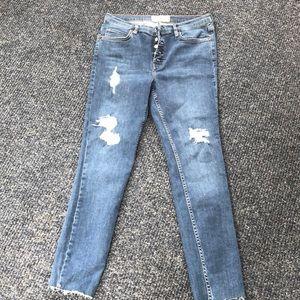 Free people jeans nwot